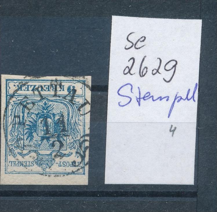 Österreich Klassik -   netter Stempel  (se2629    ) siehe scan