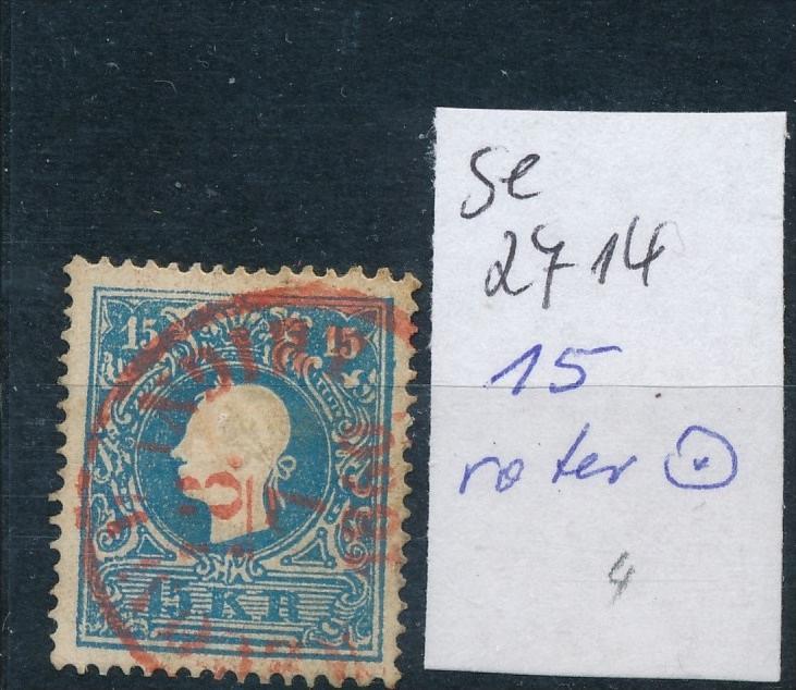 Österreich-Klassik - netter Stempel..... (se2714   ) siehe scan