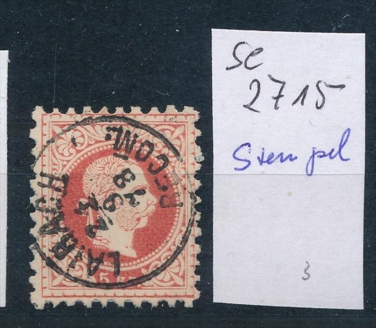 Österreich-Klassik - netter Stempel..... (se2715   ) siehe scan
