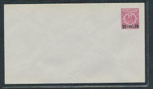 DP-Türkei -  Ganzsache....  ( t1974  ) siehe scan