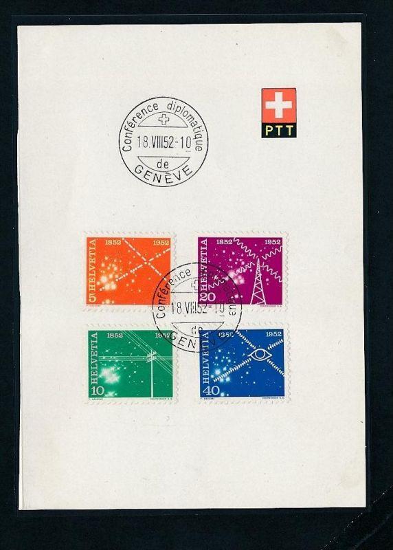 Schweiz -Sammler Belege  PTT    ( t2195 ) siehe scan