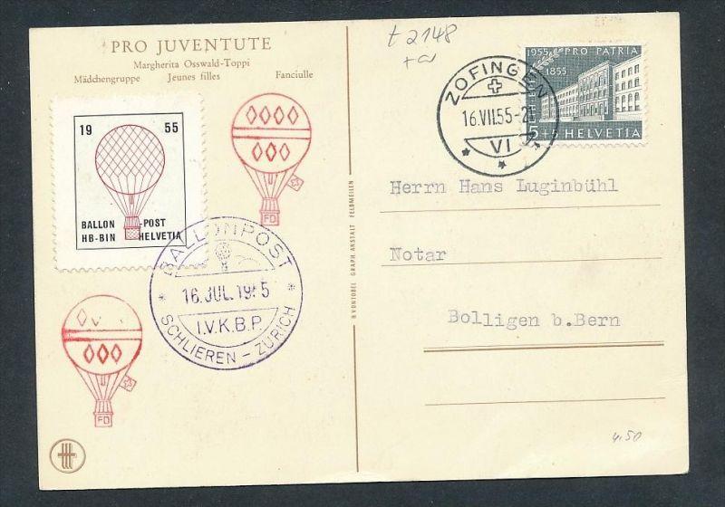 Schweiz -netter  Sammler Beleg  ( t2148) siehe scan