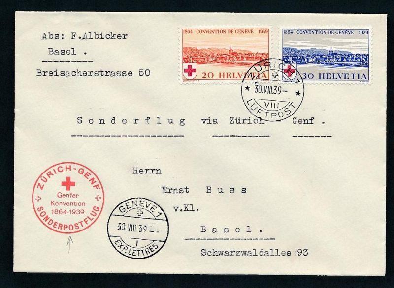 Schweiz -netter  Sammler Beleg   ( t2154 ) siehe scan