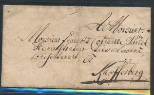 Österreich -Gebiete- .....uralter Beleg   ( t2399 ) siehe Foto
