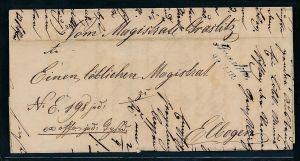 Österreich -Gebiete- .....uralter Beleg   ( t2408 ) siehe Foto