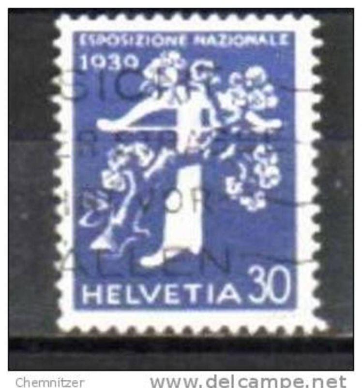 Schweiz Nr. 355  o/used ( d6297) siehe Bild