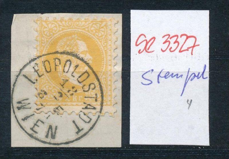 Österreich-Klassik -Stempel Schönheit   ( se3327 ) siehe scan