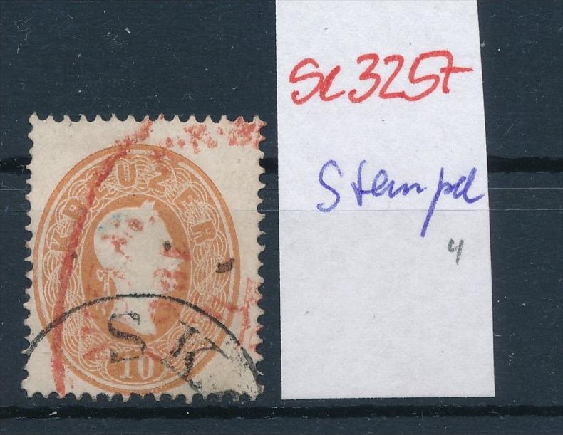 Österreich-Klassik - netter Stempel   ( se3257 ) siehe scan