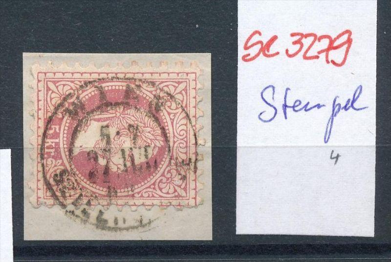 Österreich-Klassik - netter Stempel   ( se3279 ) siehe scan