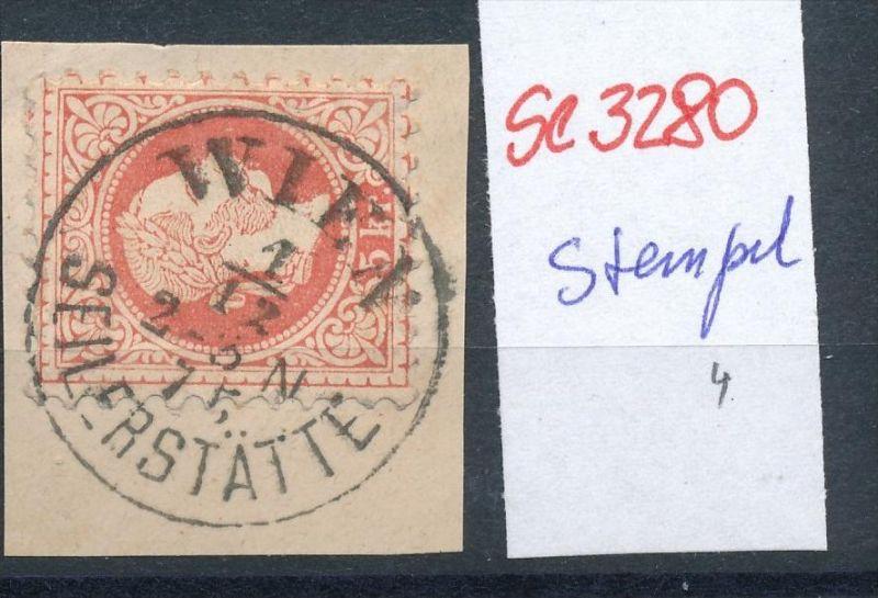 Österreich-Klassik - netter Stempel   ( se3280 ) siehe scan