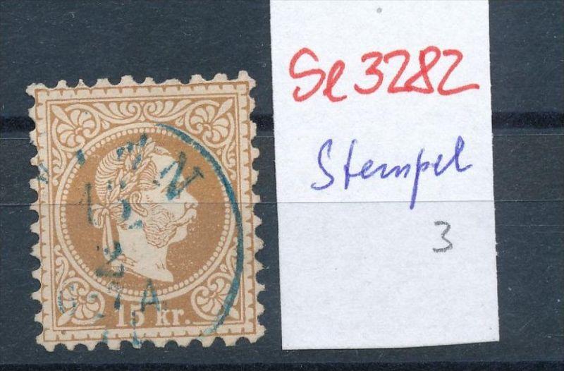 Österreich-Klassik - netter Stempel   ( se3282 ) siehe scan