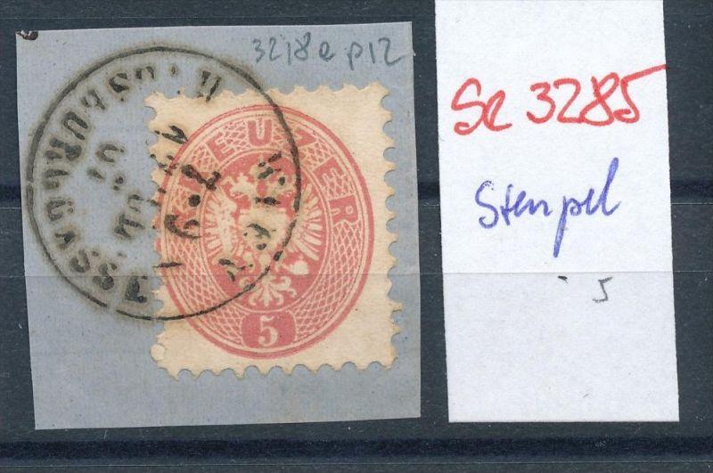 Österreich-Klassik - netter Stempel   ( se3285 ) siehe scan