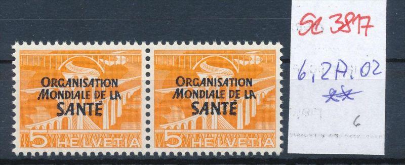 Schweiz Nr. 6.2A.02 -Zumstein   ** ( se3817  ) siehe Bild !