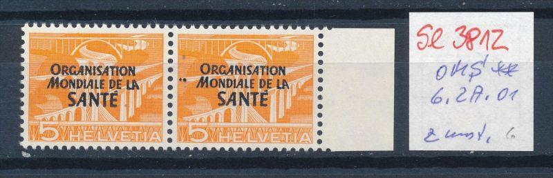 Schweiz Nr. 6.2A.01 -Zumstein   ** ( se3812  ) siehe Bild !