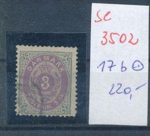 DK  Nr. 17b   o ( se3502  ) siehe Foto