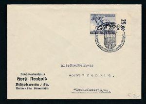 D.-Reich Stempel -netter Beleg   (t3394 ) siehe Bild !