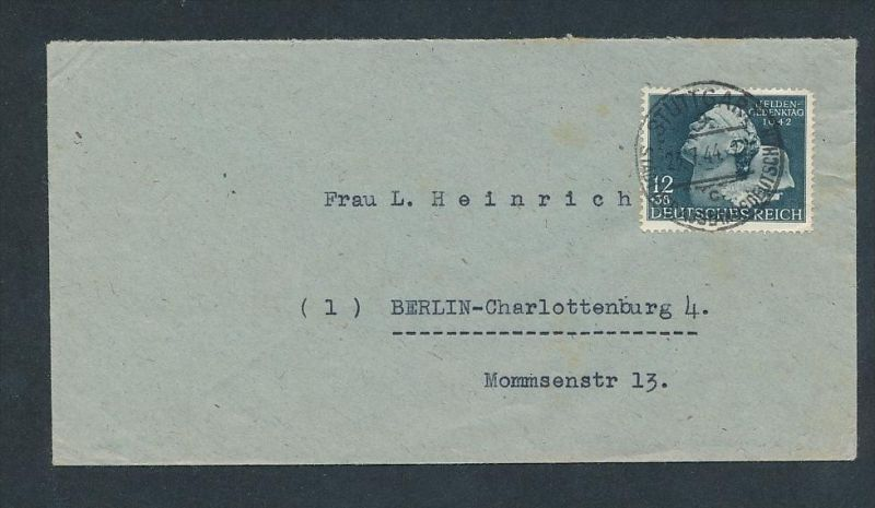 Brief DR   ..  - netter  Beleg  .( t3959 ) siehe scan 0