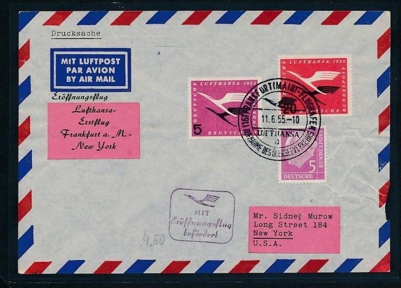 Brief Luftpost   -netter Beleg .( t3684 ) siehe scan