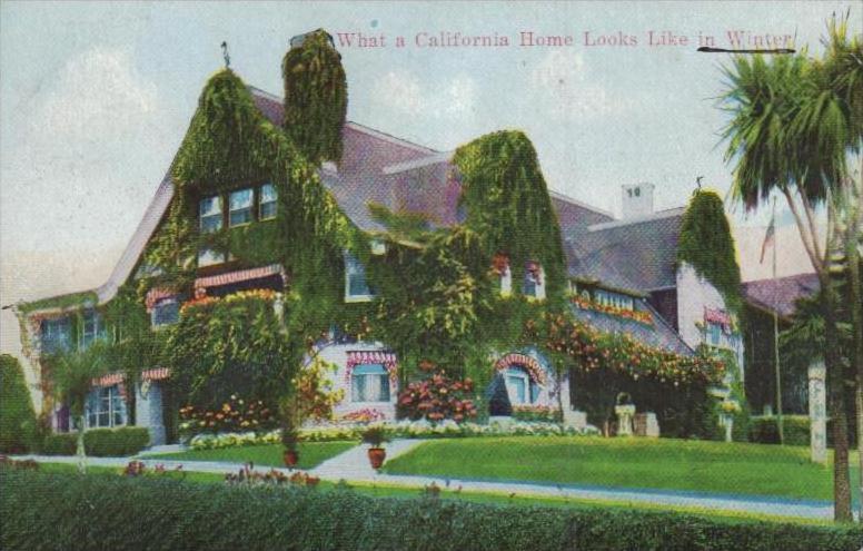 California  -alte Karte ....( k8734 ) siehe scan