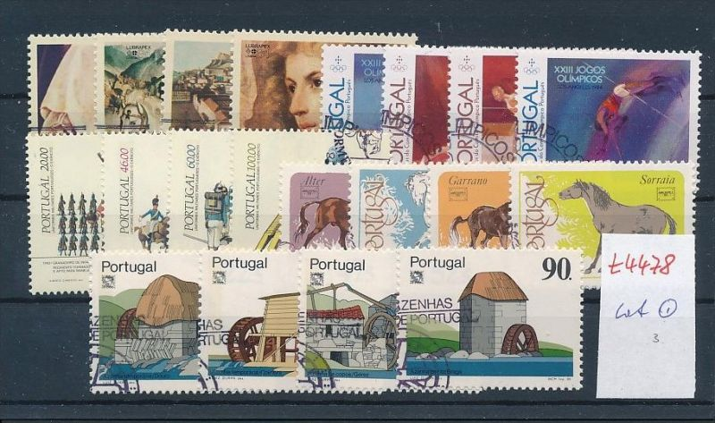 Portugal  Lot   o ( t4478 ) siehe scan 0