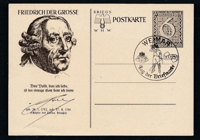 D.-Reich Ganzsache ............( t4612 ) siehe scan 0