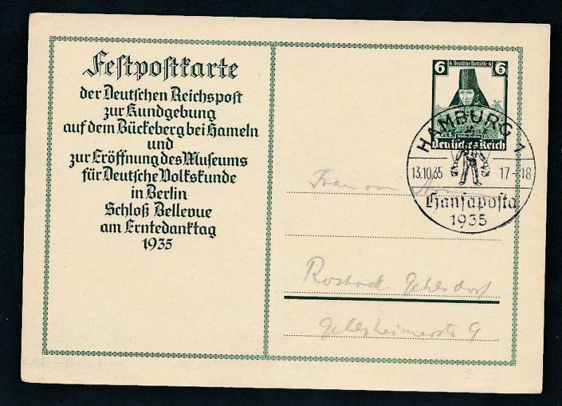 D.-Reich Ganzsache ............( t4607 ) siehe scan 0
