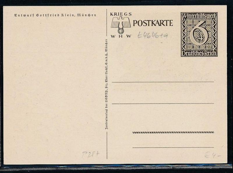 D.-Reich Ganzsache ............( t4646 ) siehe scan 1