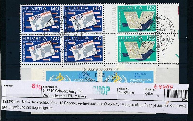 Schweiz-Lot-Dienst ....( t4494 ) siehe scan