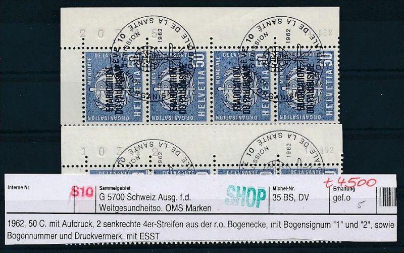 Schweiz-Lot-Dienst ....( t4500 ) siehe scan