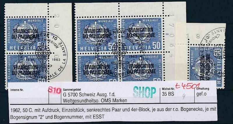 Schweiz-Lot-Dienst ....( t4501 ) siehe scan