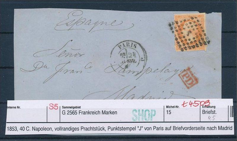 Frankreich uralte Briefvorderseite....( t4509  ) siehe scan 0