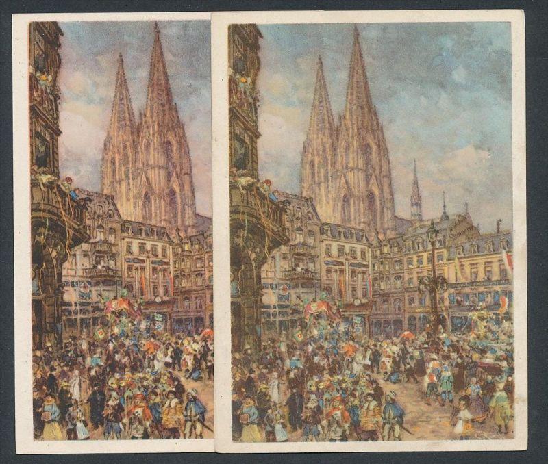 D.-Reich  Lot 2 Ganzsachen..( t4538  ) siehe scan 0
