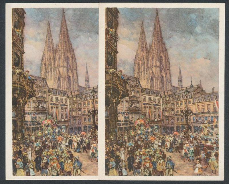 D.-Reich  Lot 2 Ganzsachen..( t4539  ) siehe scan 0