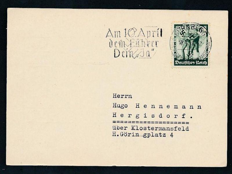 D.-Reich....netter Beleg ( t4759  ) siehe scan