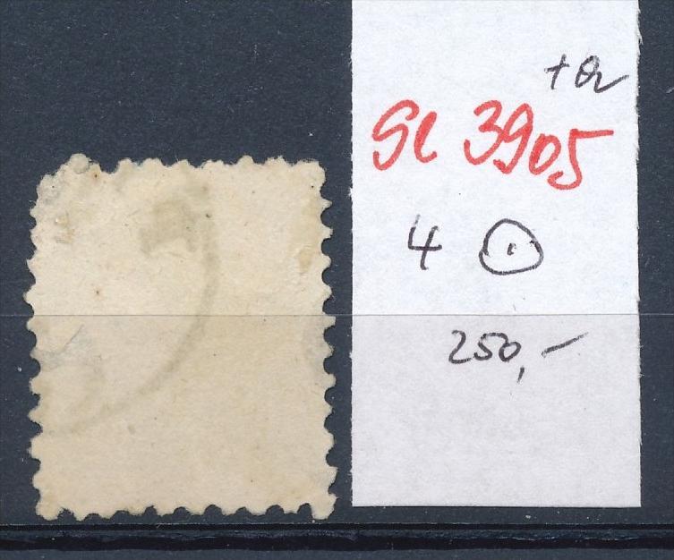 Ungarn Nr. 4    o.. ( se3905  ) siehe scan 1