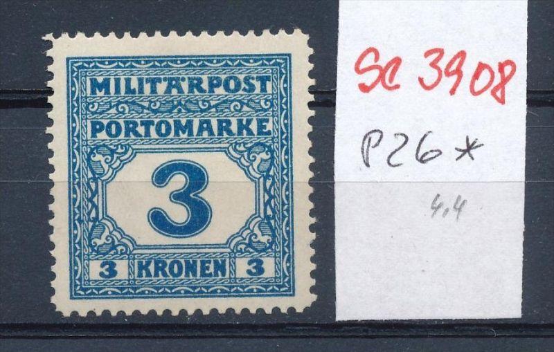 Bosnien-Porto 26 *  . ( se3908  ) siehe scan 0