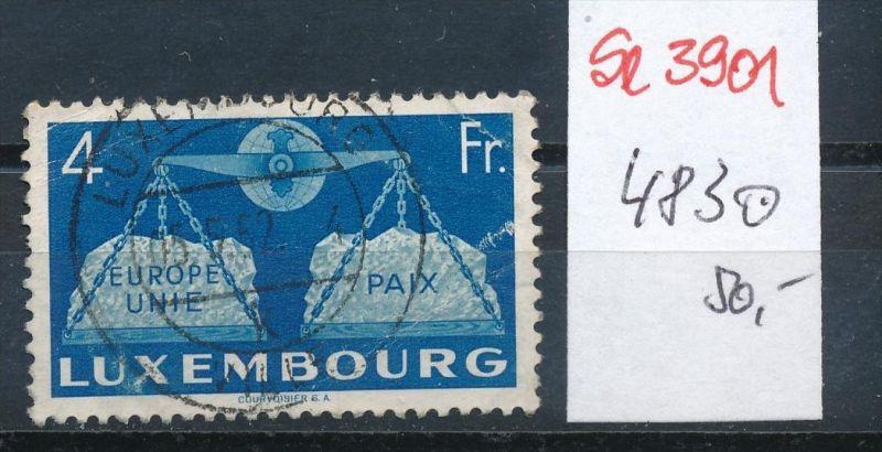 Luxemburg Nr. 483  o( se3901  ) siehe scan 0