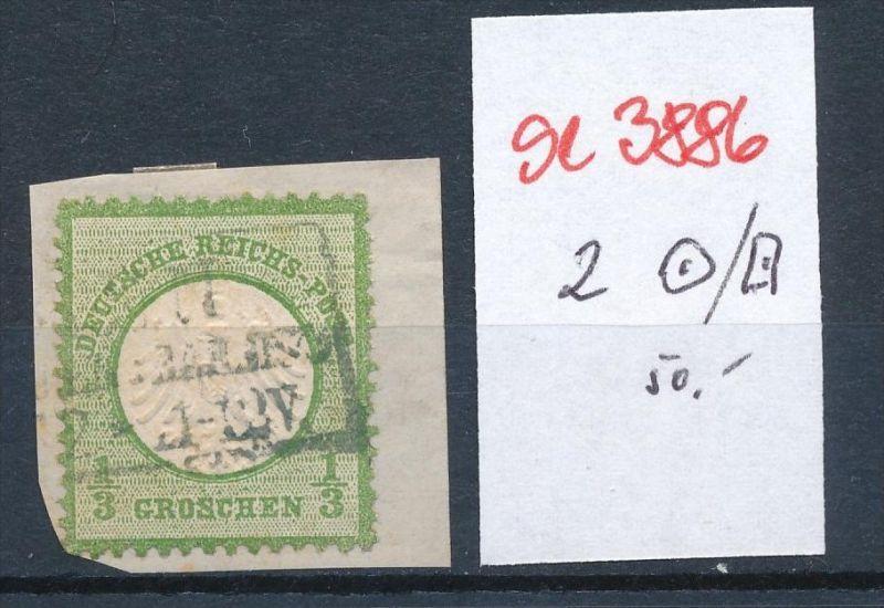 D.-Reich Nr.2  o   ( se3886  ) siehe scan 0
