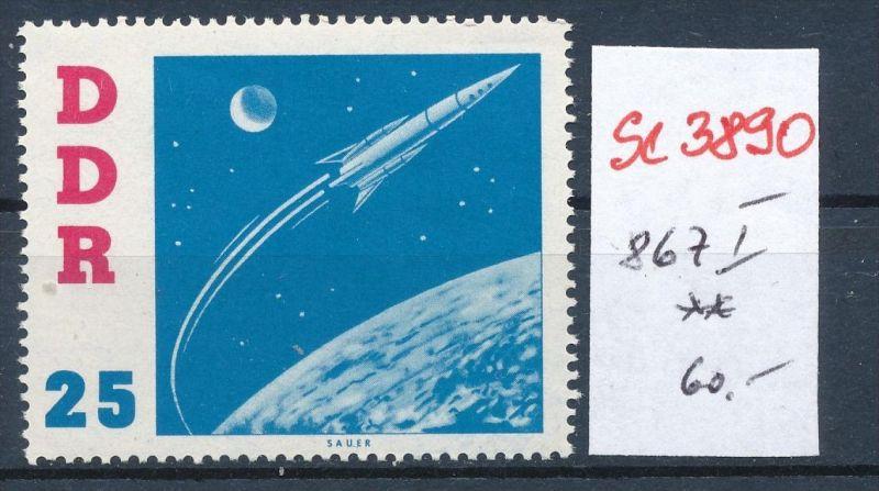 DDR Nr. 867 I   **   ( se3890  ) siehe scan 0