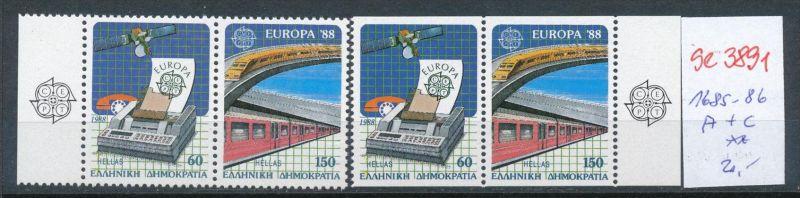 Griechenland  1685-86 A+C **  ( se3891  ) siehe scan 0
