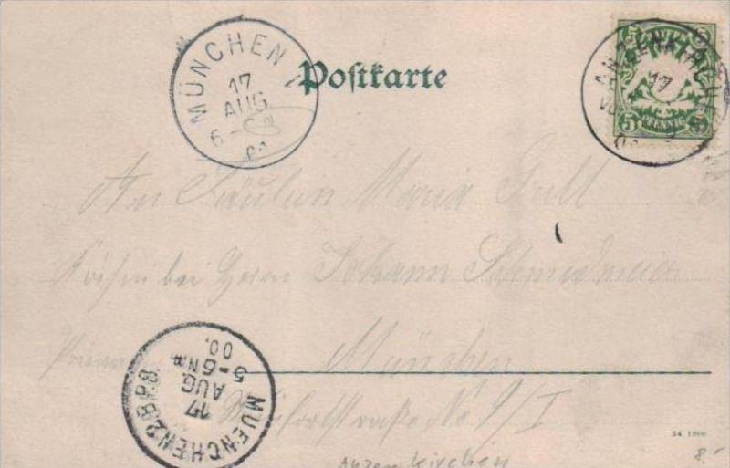 Anzenkirchen  alte Karte  .. ( k9392 ) siehe scan 1