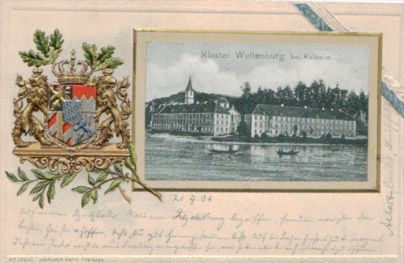 Kloster Welteburg Präge  alte Karte  .. ( k9402 ) siehe scan 0