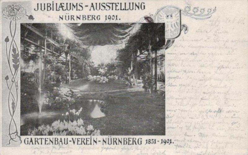 Nürnberg   - alte Karte  .. ( k9438  ) siehe scan 0