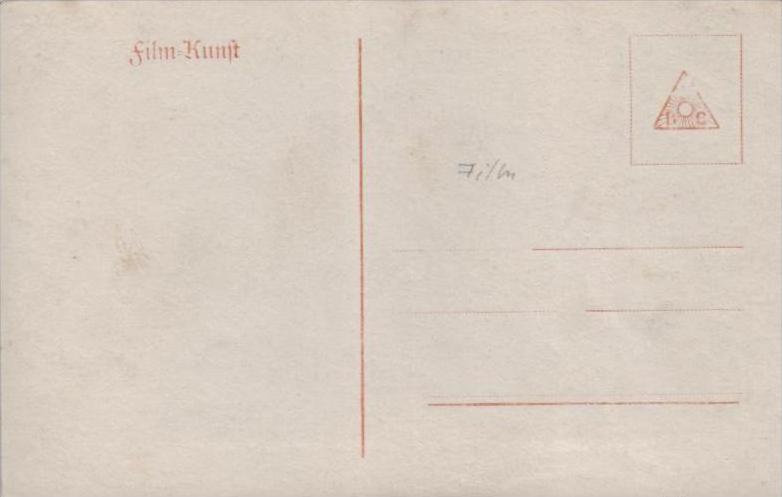 Thema /Film  - alte Karte  .. ( k9446  ) siehe scan 1