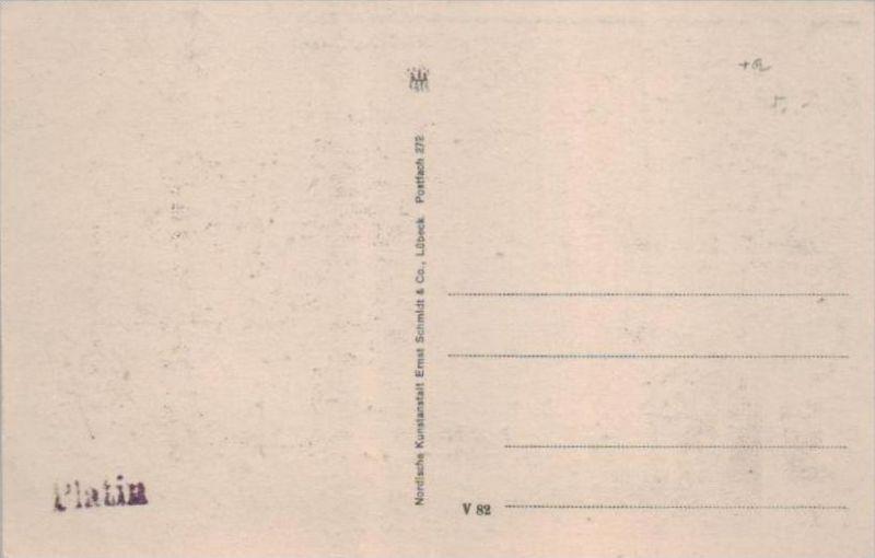 ZIRKUS...  - alte Karte  .. ( k9500  ) siehe scan 1