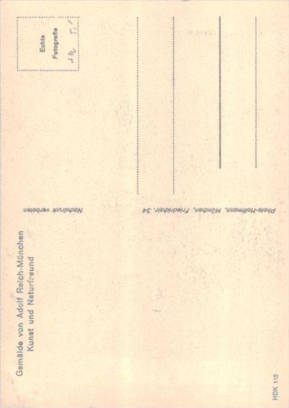 Erotik-aus Propaganda Serie  - alte Karte  .. ( k9512  ) siehe scan 1