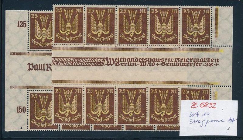 D.-Reich Lot Steegpaare  **.. ( ze5832  ) siehe scan 0