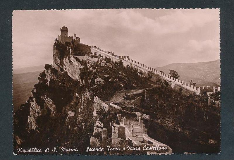 San Marino -netter  Beleg  ... ( t4015 ) siehe scan 1