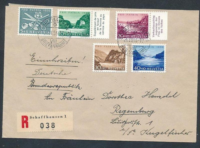 Schweiz Brief  -netter  Beleg  ... ( t4555  ) siehe scan