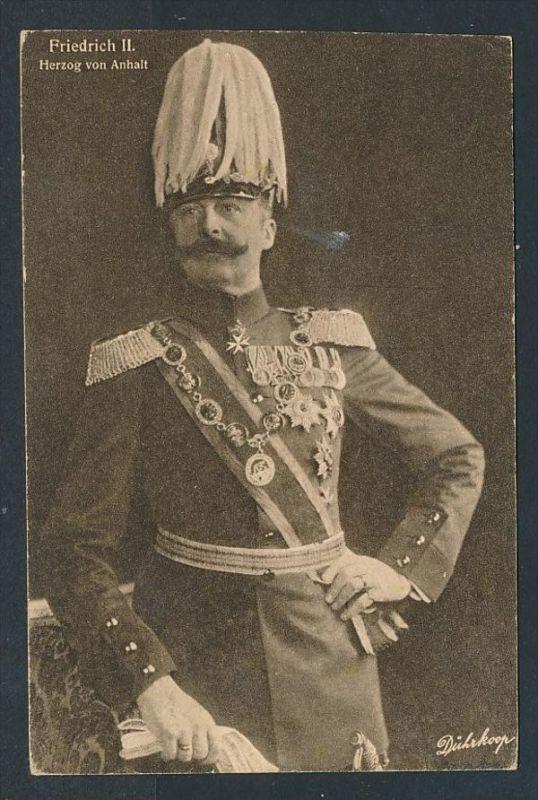 Friedrich  II....-netter Beleg  ( t4673  ) siehe scan